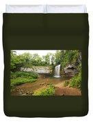Herisson Waterfalls Duvet Cover