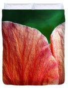 Hibiscus Fandango Duvet Cover