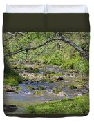 Hidden Creek Duvet Cover