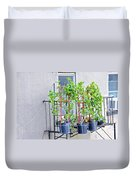 High Line Print 28 Duvet Cover
