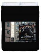 High Line Print 34 Duvet Cover