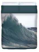 High Stormy Seas Duvet Cover