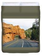 Highway 12 In Utah Duvet Cover