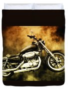 Highway To Hell Duvet Cover
