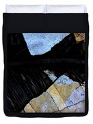 Hills With Stones Duvet Cover