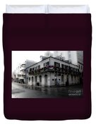 Historic French Quarter No 1 Duvet Cover