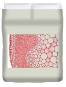 Hogweed Stem Duvet Cover