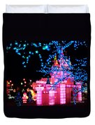 Holiday Lights 8 Duvet Cover