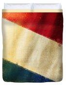 Holland Flag Duvet Cover