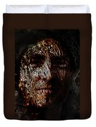 Hollowman Duvet Cover