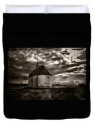 Holy Cross Chapel Duvet Cover