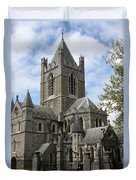 Holy Trinity Cathedral Dublin Duvet Cover