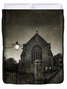 Holy Trinity Church Bradford On Avon England Duvet Cover