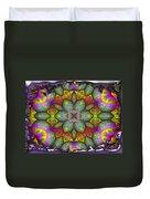 Home Sweet Home Duvet Cover by Robert Orinski