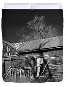 Homestead Duvet Cover by Ron Cline