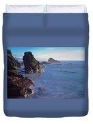 Honda Cove Waters Duvet Cover