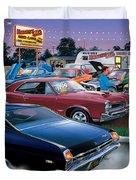 Honest Als Used Cars Duvet Cover