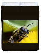 Honey Bee 2 Duvet Cover