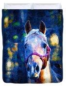 Horse Beautiful Duvet Cover