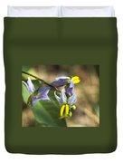 Horse Nettle Nightshade - Solanum Carolinense Duvet Cover