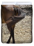 Horse With No Name V4 Duvet Cover