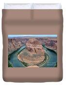Horseshoe Bend Near Page - Arizona Duvet Cover