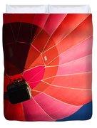 Hot Air Balloon 4 Duvet Cover