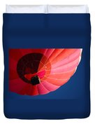 Hot Air Balloon 4 Duvet Cover