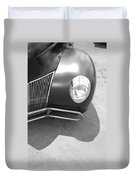 Hot Rod Grill Duvet Cover