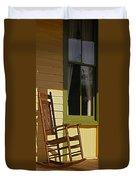 Hot Seat II Duvet Cover