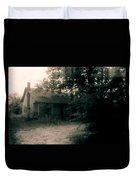House- Delta Louisiana Duvet Cover