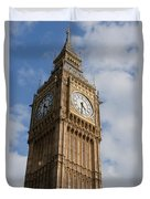Houses Of Parliament Duvet Cover