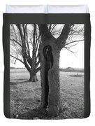 Howling Tree Duvet Cover