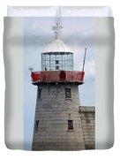 Howth Lighthouse 0002 Duvet Cover