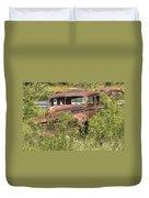 Hudson Sedan Duvet Cover