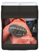 Huge Sea Bug Duvet Cover