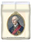 Hugh Percy (1742-1817) Duvet Cover