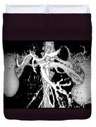 Human Kidneys Duvet Cover