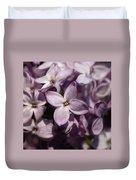 Hungarian Lilac Nr 9 Duvet Cover