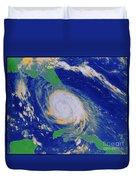 Hurricane Duvet Cover