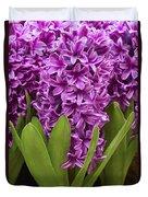 Hyacinth Hyacinthus Sp Miss Saigon Duvet Cover