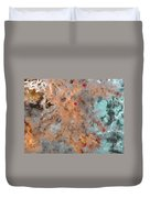 Hydrothermal Vent Tubeworms Duvet Cover