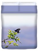I Fly High Duvet Cover
