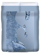 Icicle Detail Duvet Cover