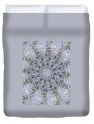 Icy Mandala 3 Duvet Cover