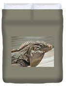 Iguana Two Duvet Cover