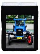 I'm Cute - 1922 Model T Ford Duvet Cover
