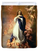 Immaculate Conception Of The Escorial Duvet Cover