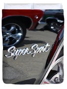 Impala Ss Duvet Cover