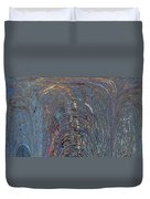 Impulsive Reflexive Outflow Duvet Cover